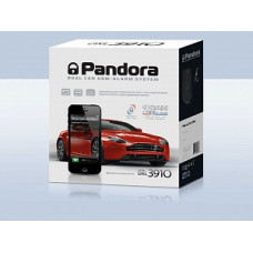 Автосигнализация Pandora DXL 3910PRO 2xCAN+GSM+LIN+Slave