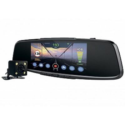 Playme VEGA видеорегистратор зеркало с радар-детектором