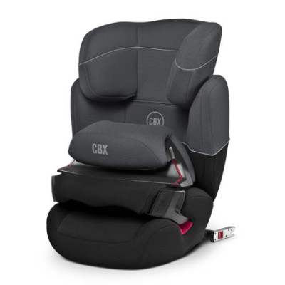 Автокресло детское CBX by Cybex Aura-Fix Cobblestone
