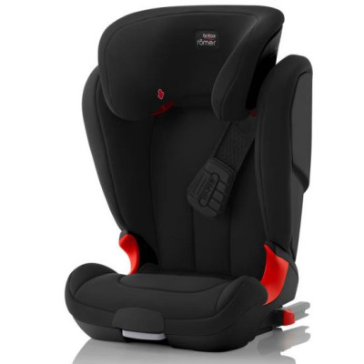Britax Romer KIDFIX XP Black Series Flame Red