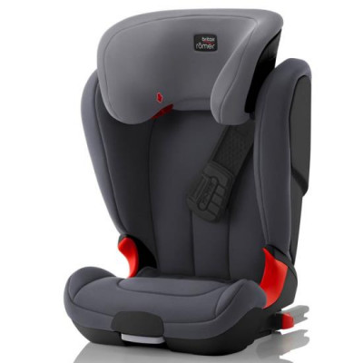 Автокресло детское Britax Romer KIDFIX XP Black Series Storm Grey