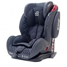 Автокресло детское Rant Thunder Ultra Isofix SPS Black