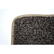 Дополнительный ворс ПВХ бежево-коричневый