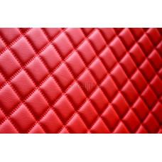 Багажник 2D Люкс красный