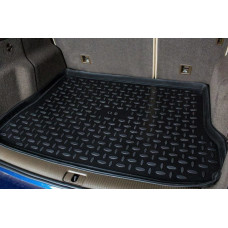 Автомобильный коврик в багажник Резиновый с высоким бортом