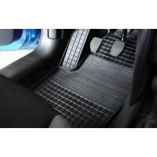 Автомобильные коврики Резиновые  Сетка