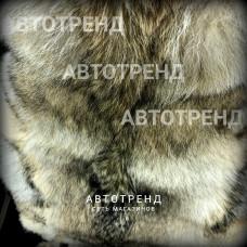 """Меховые накидки из волка """"Эксклюзив"""" (серый)"""