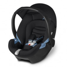 Автолюлька Cybex Aton Basic Cozy Black 0-13 кг