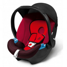 Автолюлька Cybex Aton Basic Rumba Red