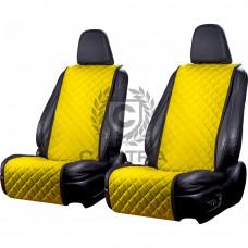 Накидки из алькантары CANTRA Стандарт (Желтый)