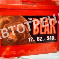 Аккумулятор автомобильный Медведь BatBEAR Ca+ 62 Ач